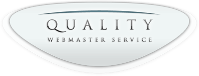 Quality Webmaster Service